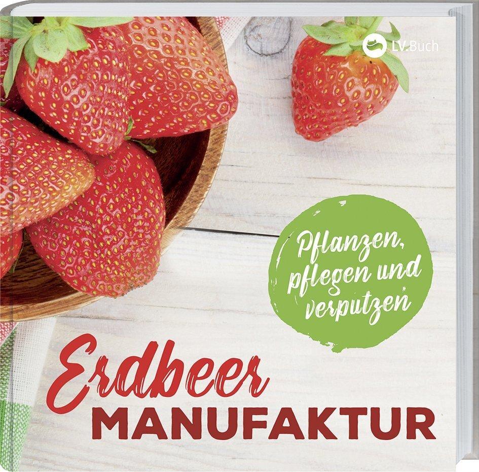 Erdbeer-Manufaktur als Buch von