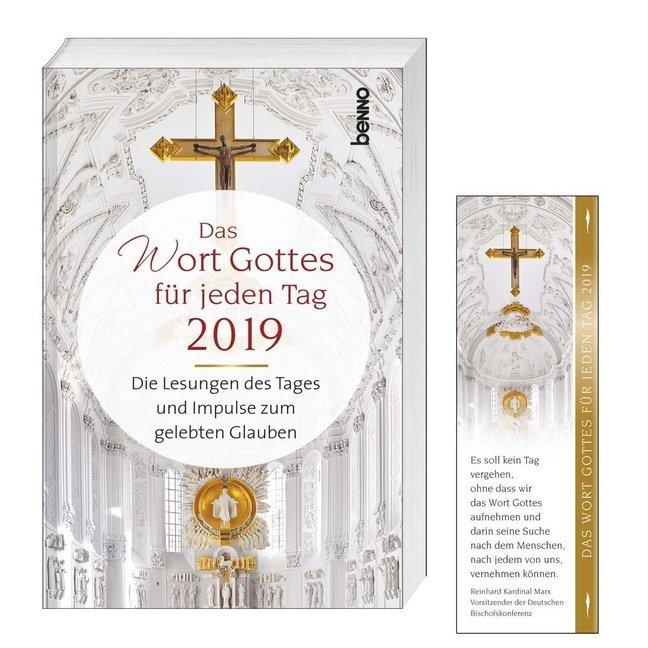 Das Wort Gottes für jeden Tag 2019 als Buch