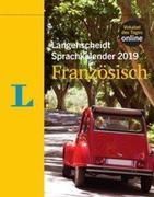 Langenscheidt Sprachkalender 2019 Französisch Abreißkalender