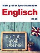 Abreißkalender Englisch 2019