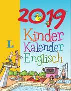 Langenscheidt Kinderkalender Englisch 2019 - Abreißkalender