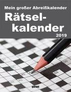Abreißkalender Rätsel 2019