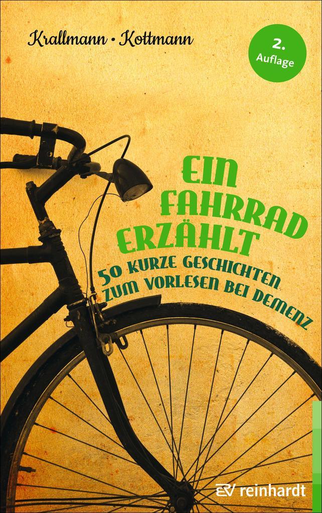 Ein Fahrrad erzählt als Buch von Peter Krallman...