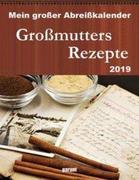 Großmutters Rezepte 2019 Abreißkalender
