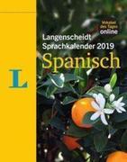 Langenscheidt Sprachkalender 2019 Spanisch Abreißkalender