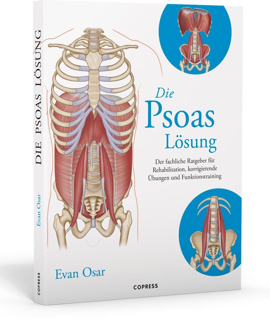 Die Psoas-Lösung als Buch