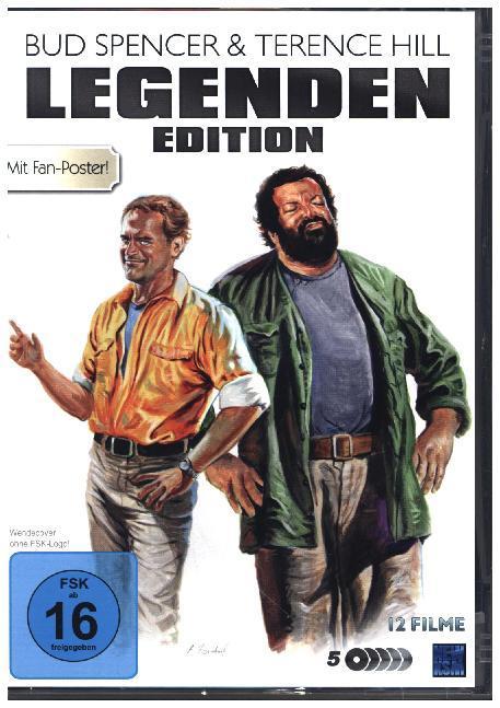 Bud Spencer & Terence Hill - Zwei lebende (Film...