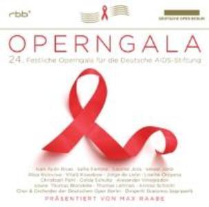 24.Operngala für die AIDS-Stiftung