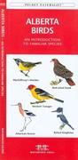 Alberta Wildlife: A Folding Pocket Guide to Familiar Species
