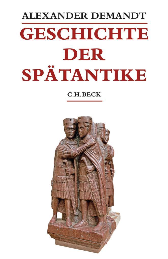 Geschichte der Spätantike als Buch