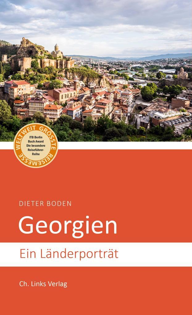 Georgien als Buch von Dieter Boden