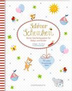 Geschenkpapierbuch - BabyGlück - Schöner Schenken