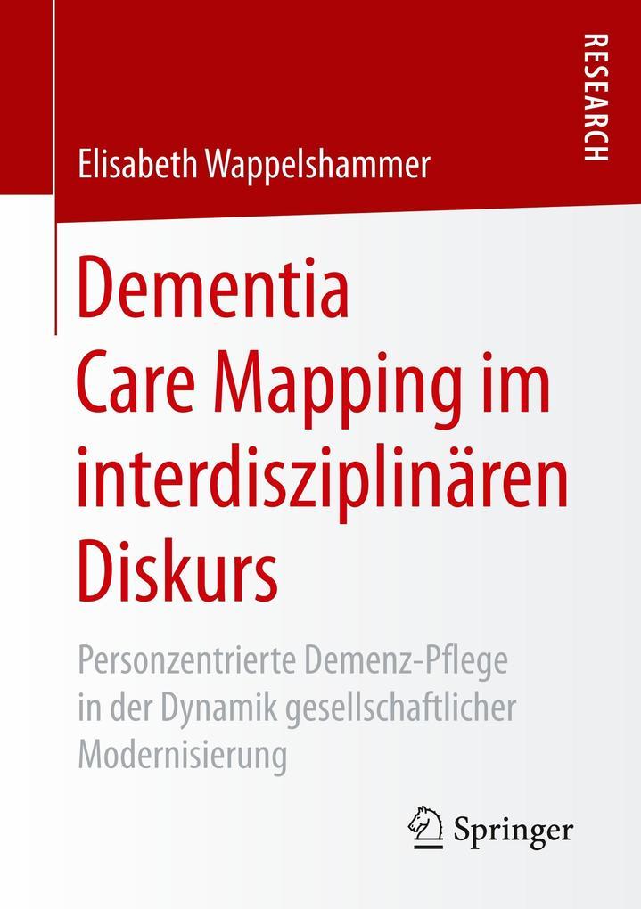 Dementia Care Mapping im interdisziplinären Dis...