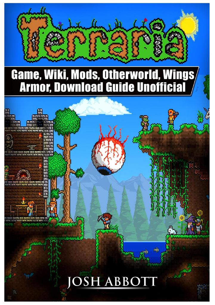 Terraria Game, Wiki, Mods, Otherworld, Wings, A...
