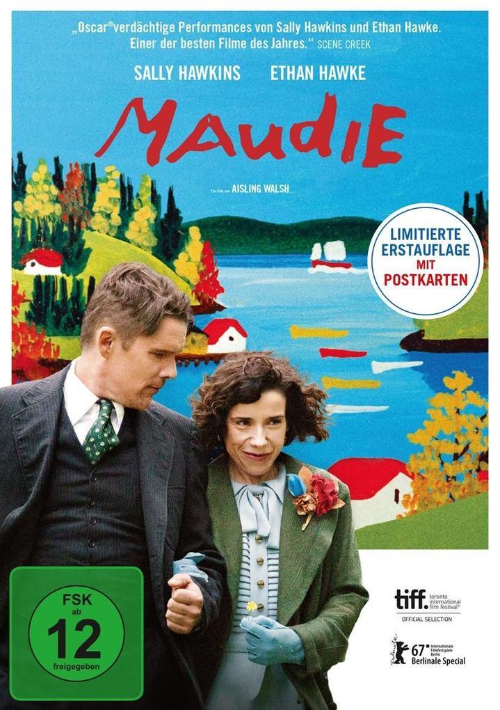 Maudie als DVD