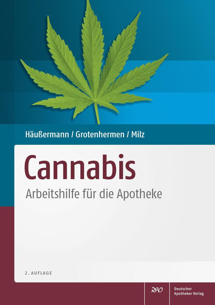 Cannabis als eBook Download von Klaus Häußerman...
