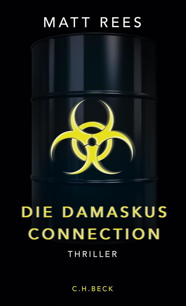 Die Damaskus-Connection als eBook