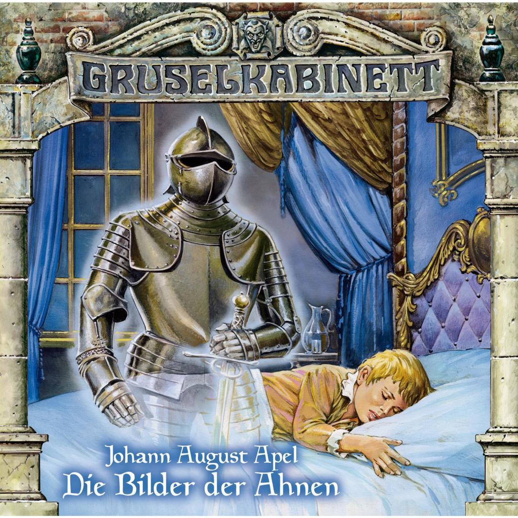 Gruselkabinett, Folge 23: Die Bilder der Ahnen ...