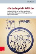 »Ein Jude spricht Jiddisch«