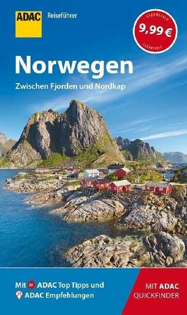 ADAC Reiseführer Norwegen als Buch