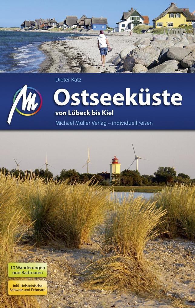 Ostseeküste als Buch von Dieter Katz
