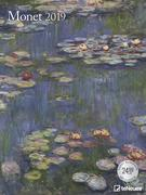 2019 Monet Poster Calendar