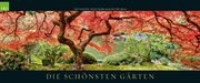 GEO-Panoramakalender: Die schönsten Gärten 2019