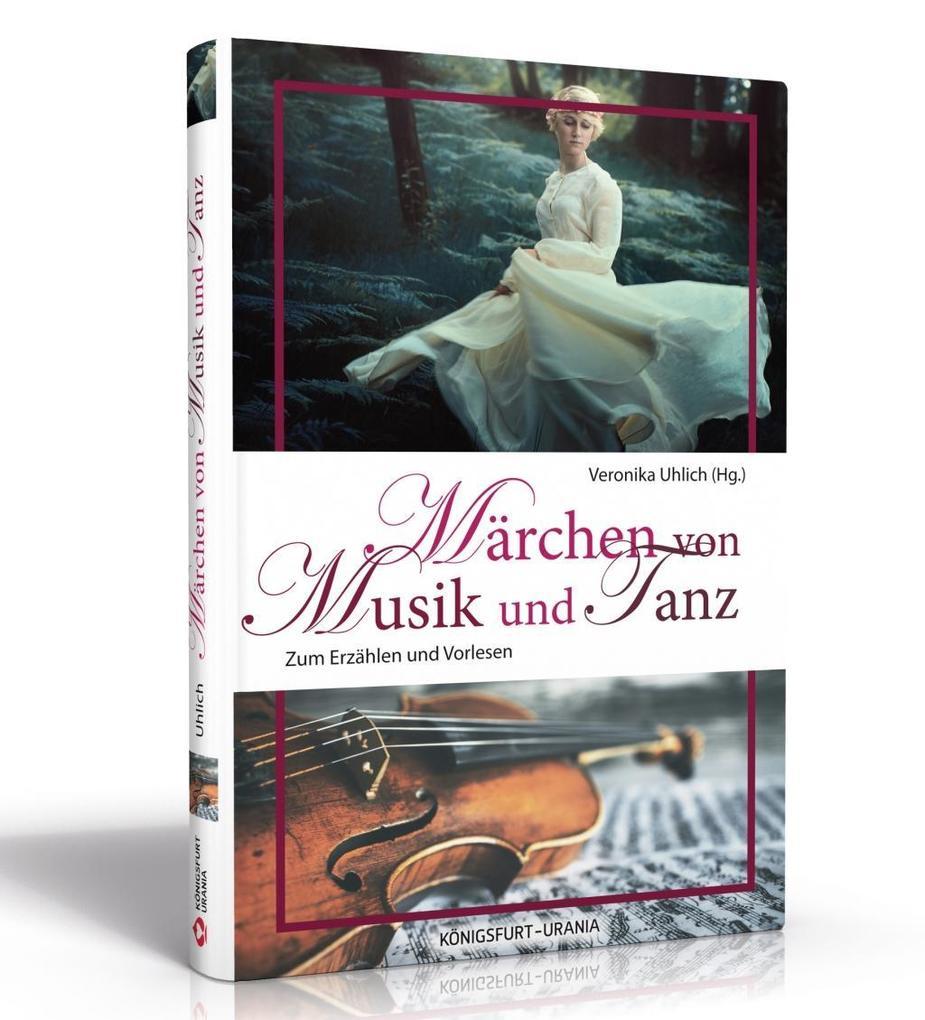 Märchen von Musik und Tanz als Buch von