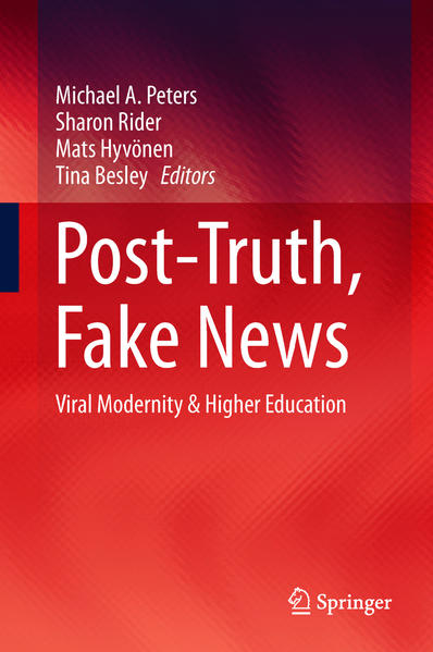 Post-Truth, Fake News als Buch von