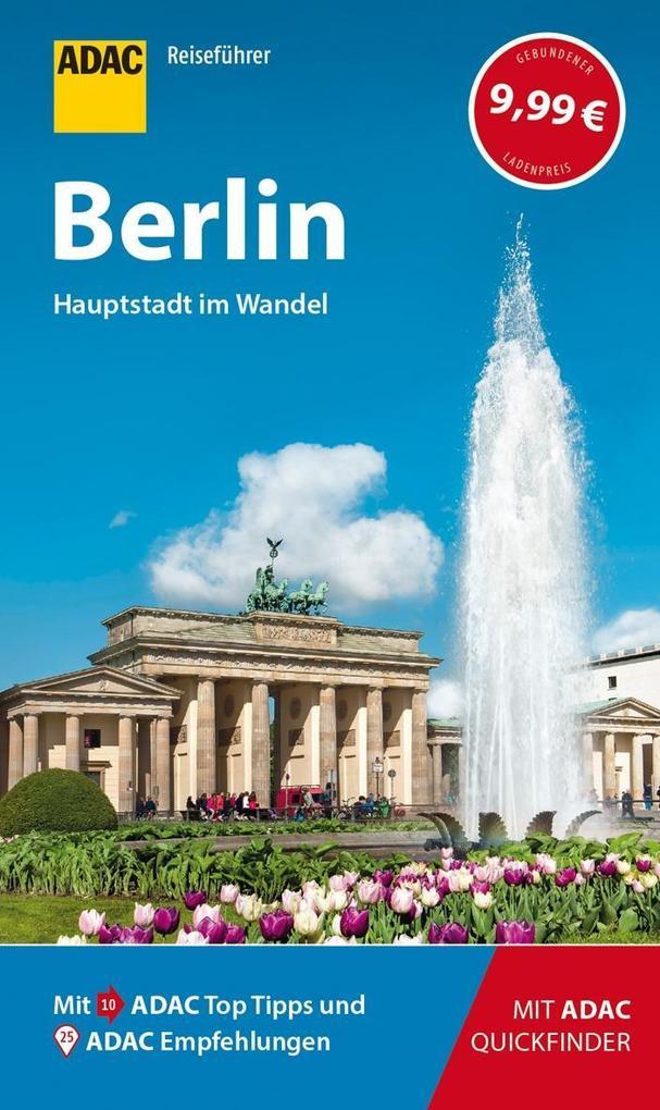 ADAC Reiseführer Berlin als Buch von Martina Mi...