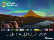 National Geographic Der Kalender 2019