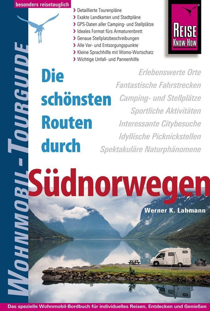 Reise Know-How Wohnmobil-Tourguide Südnorwegen als Buch