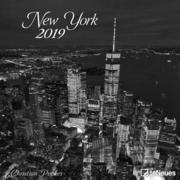 2019 New York Grid Calendar