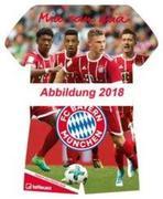 2019 Bayern Munich FC Wall Calendar