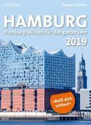Hamburg 2019 Abreißkalende