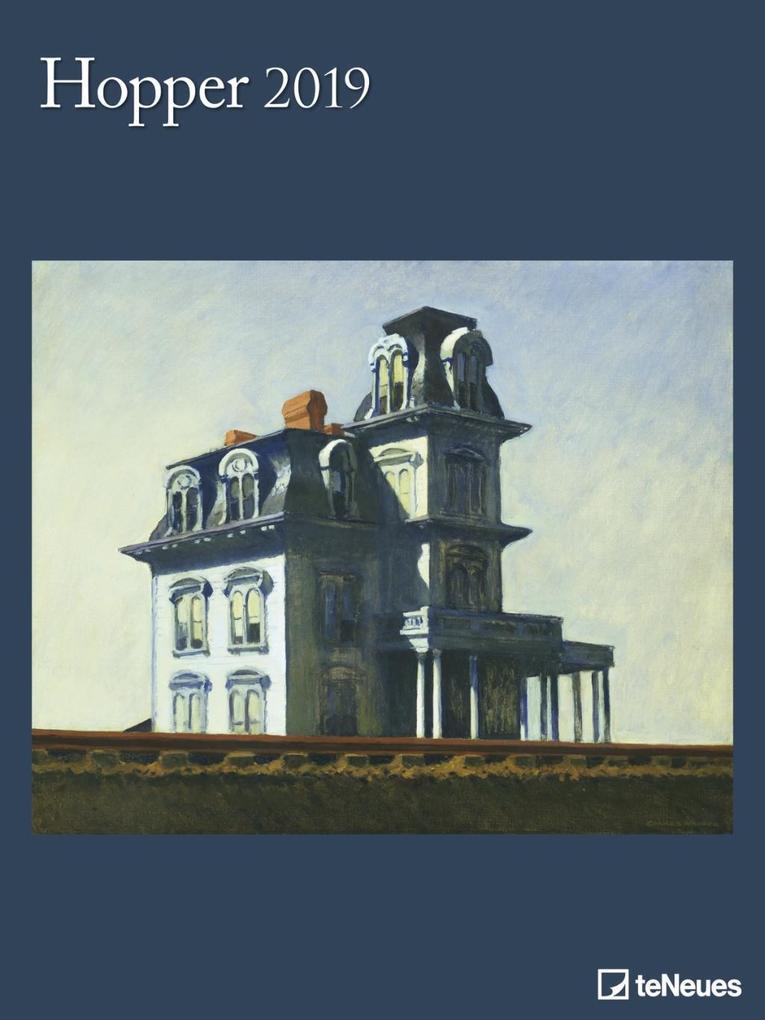 Hopper 2019 Posterkalender