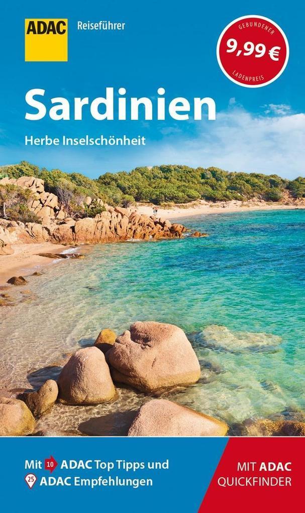 ADAC Reiseführer Sardinien als Buch