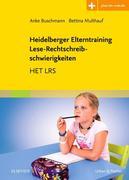 Heidelberger Elterntraining Lese-Rechtschreibschwierigkeiten.
