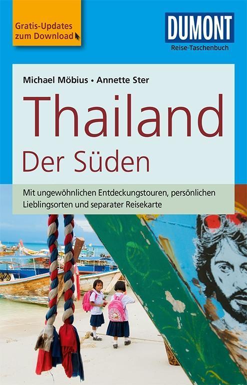 DuMont Reise-Taschenbuch Reiseführer Thailand D...