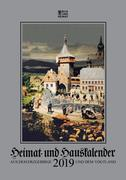 Heimat- und Hauskalender 2019 aus dem Erzgebirge und dem Vogtland