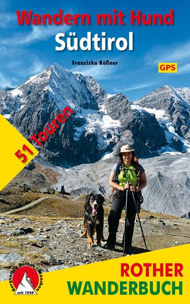 Wandern mit Hund Südtirol als Buch