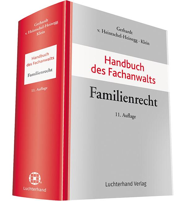Handbuch des Fachanwalts Familienrecht als Buch...