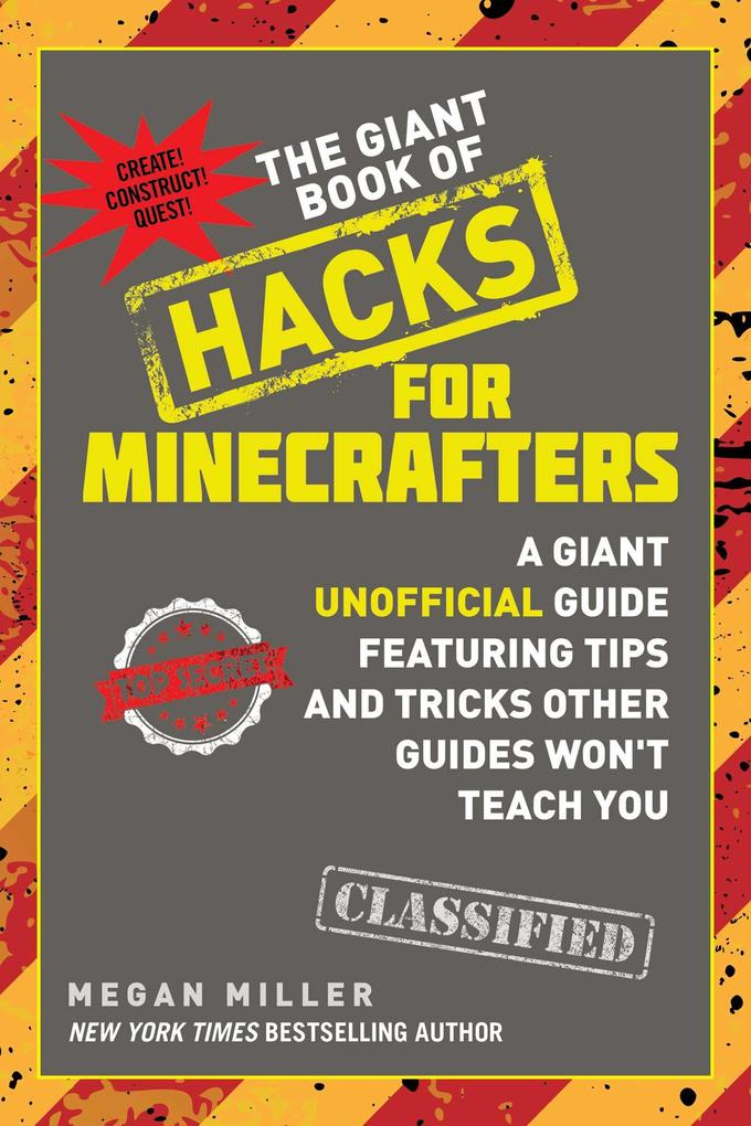 The Giant Book of Hacks for Minecrafters als eB...