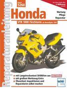 Reparaturanleitung Honda VTR 1000 FireStorm. Band 5260