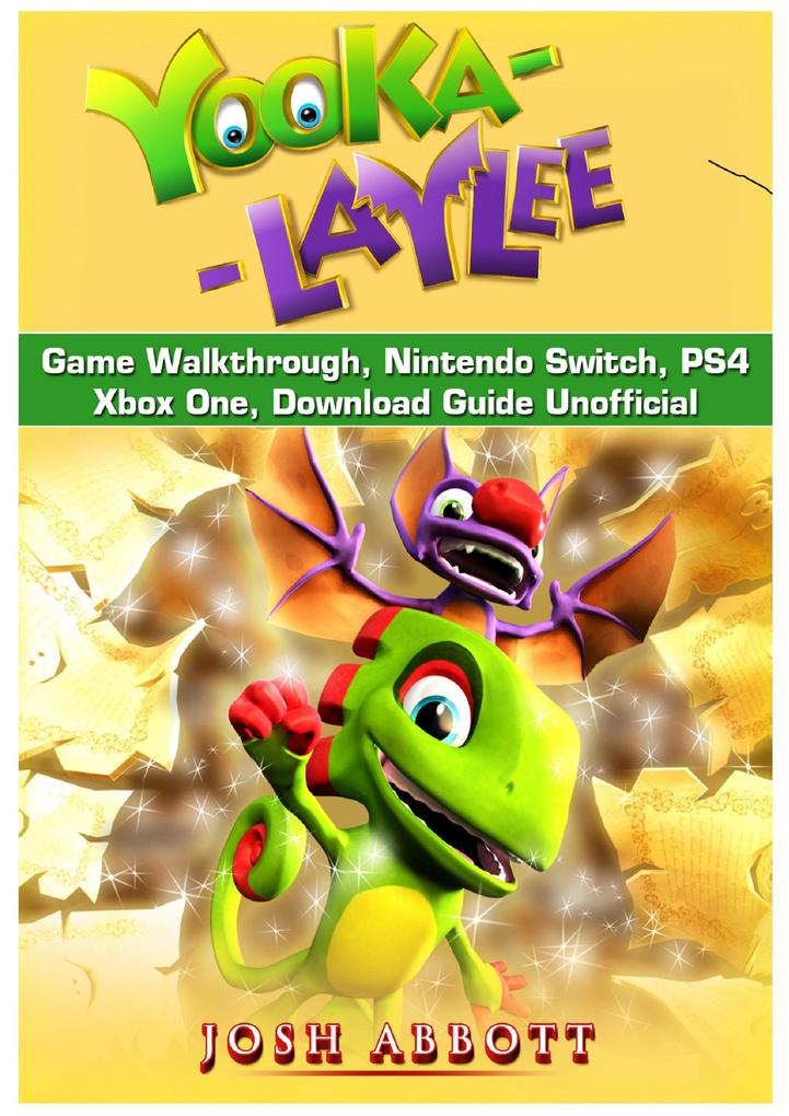 Yooka Laylee Game Walkthrough, Nintendo Switch,...