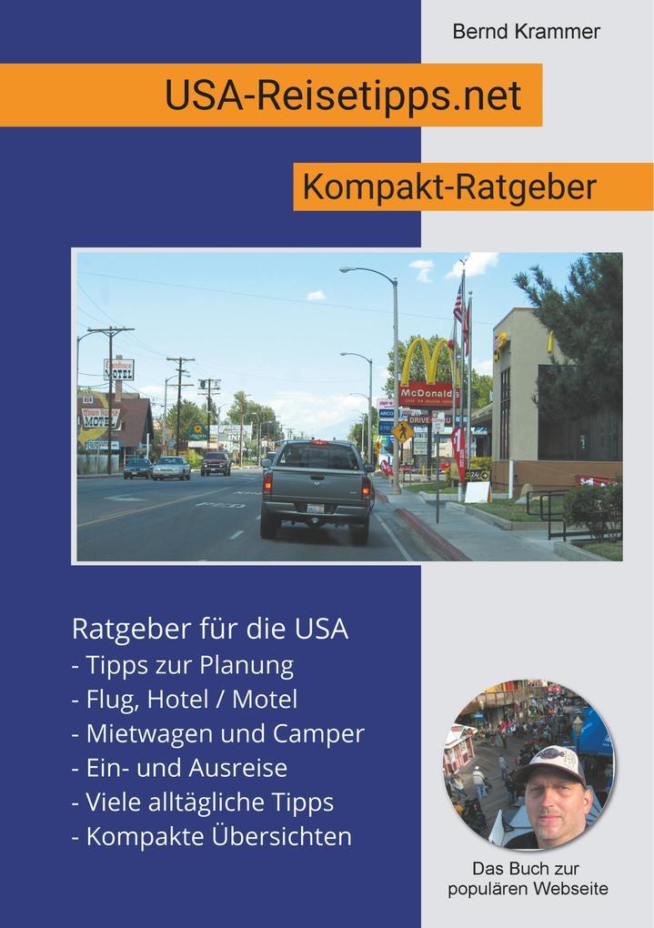 USA-Reisetipps.net als Buch
