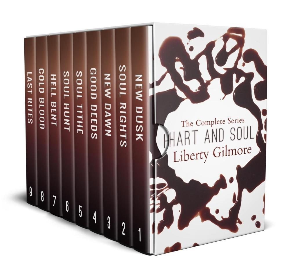Hart and Soul The Complete Series als eBook Dow...