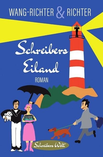 Schreibers Eiland als Buch