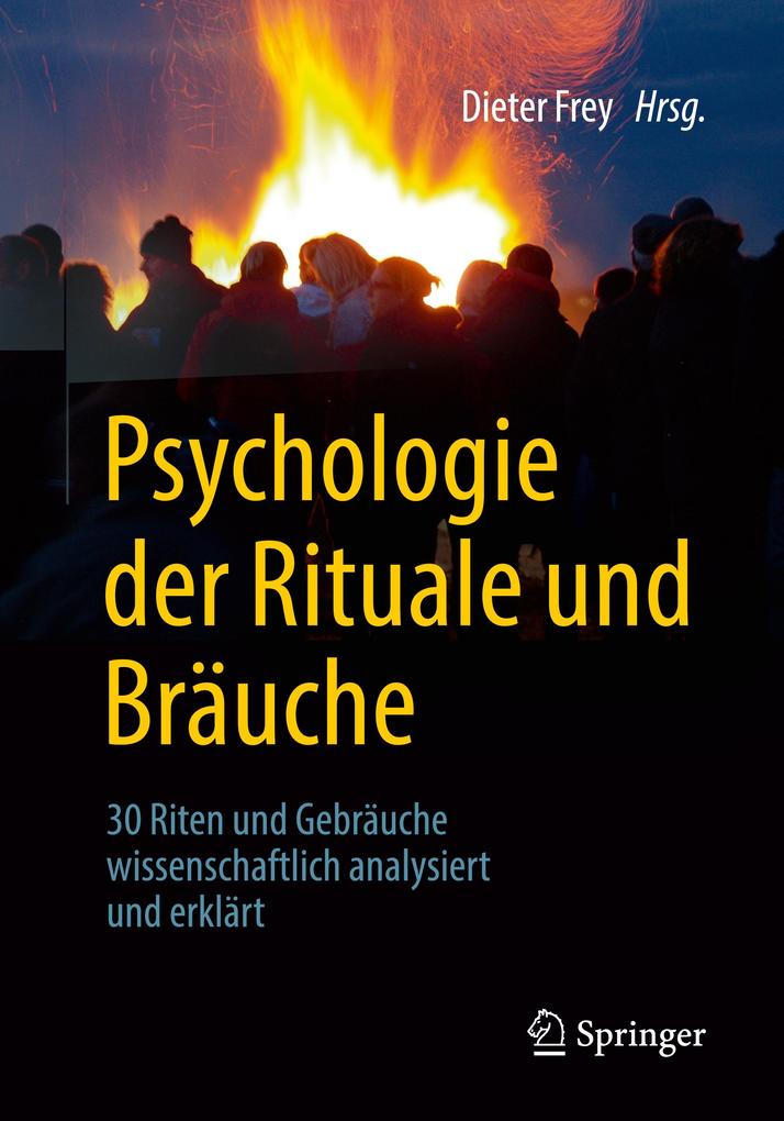 Psychologie der Rituale und Bräuche als Buch von