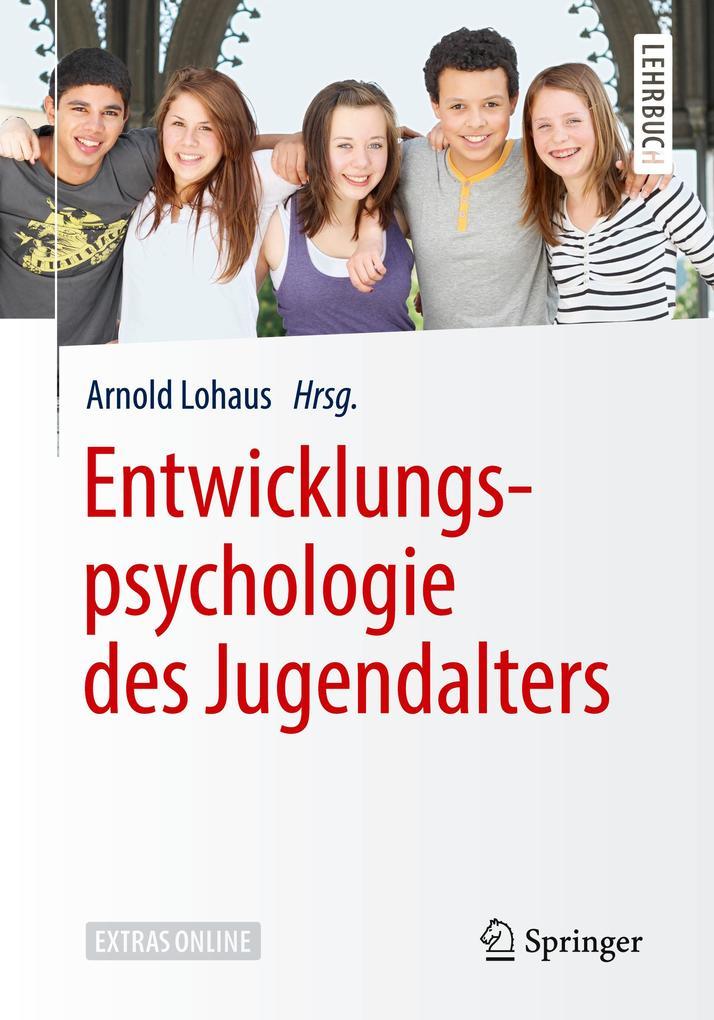 Entwicklungspsychologie des Jugendalters als Bu...